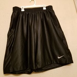 Nike Basketball black shorts 207630-012 mens XL